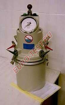 объемомер Testing инструкция - фото 2